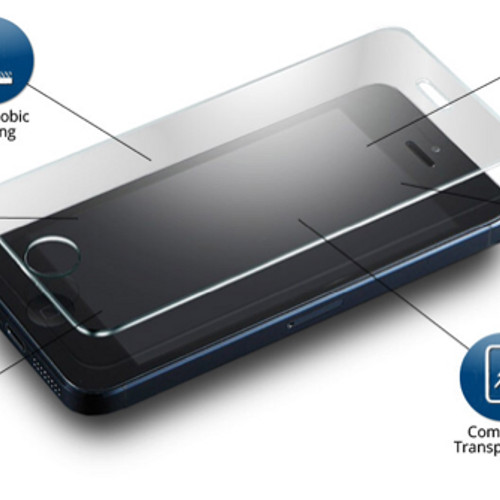 Foto Produk Tempered Glass Screen Protector Clear (Bening) Iphone 7 8 Plus dari Glitz Indonesia