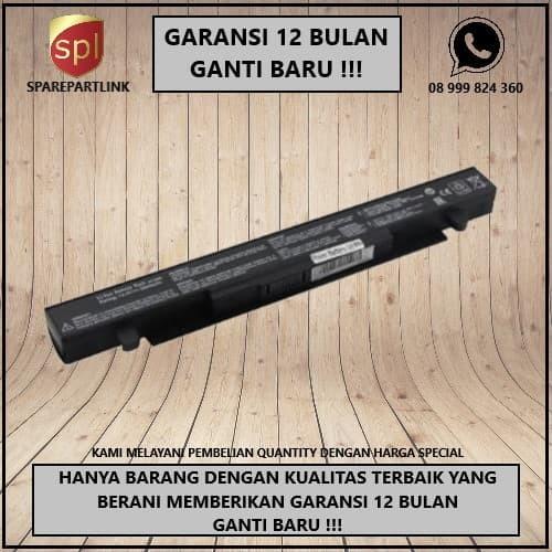 Foto Produk Baterai Asus X450 X450C X450CA X450V X452 A41-X550 A41-X550A dari SparepartLink