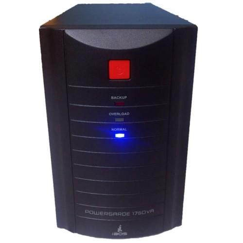 Foto Produk iBos UPS Powergarde 1750VA - Hitam dari IBOS.STORE