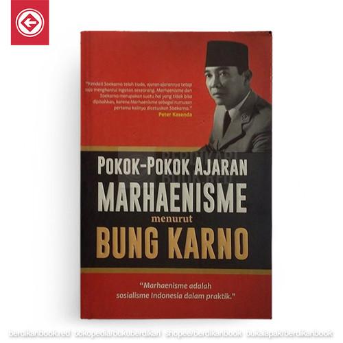 Foto Produk Pokok-pokok Ajaran Marhaenisme Menurut Bung Karno dari Berdikari Book