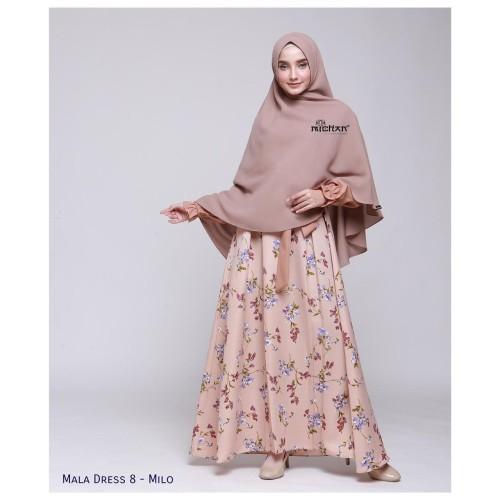 Foto Produk BAJUGAMISWANITA MICHAN MALA DRESS dari Gamis Chic