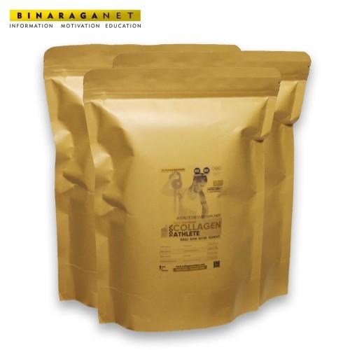 Foto Produk Collagen Athlete 1.04Lb dari BinaragaNet