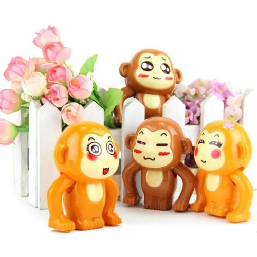 Foto Produk Monyet Putar Geser Geser Mainan Monkey Clockwork Windup Toy - Random dari Grandia Shop