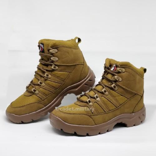 Foto Produk Sepatu Blackwater Squad Boots 701765 - BROWN - 38 dari Cadet Military