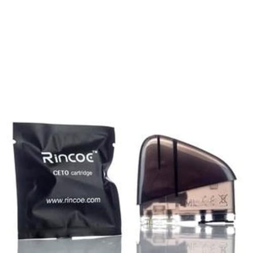 Foto Produk Catridge Rinco Ceto Replacement Cartridge RInco Ceto Pods Murah Oten dari JakartaVapers