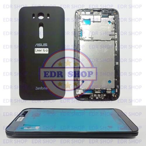 Foto Produk Casing Asus Zenfone 2 Laser 5.0 Fullset ZE500KL Z00RD ZE500KG Kesing H dari EDR  SHOP