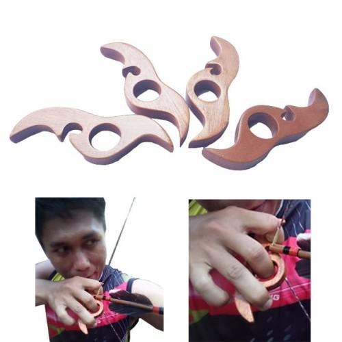Foto Produk ARCHERY RELEASE / Pelepas Busur / Anak Panah dari Busur Panah Galeri