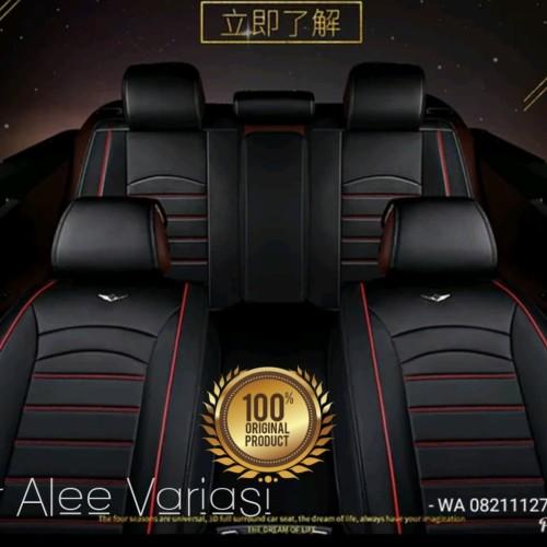 Foto Produk sarung jok mobil kulit mbtech high quality for outlander sport hrv dll dari MR. ALEEVARIASI