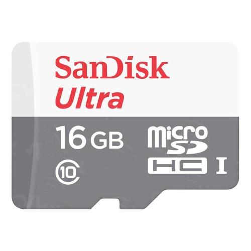 Foto Produk SanDisk Ultra Micro SD 80MB/S (16 GB) dari EAONLINE