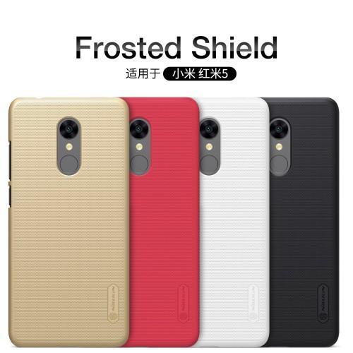Foto Produk Nillkin Frosted Hard Case Xiaomi Redmi 5 - Putih dari Nillkin Official