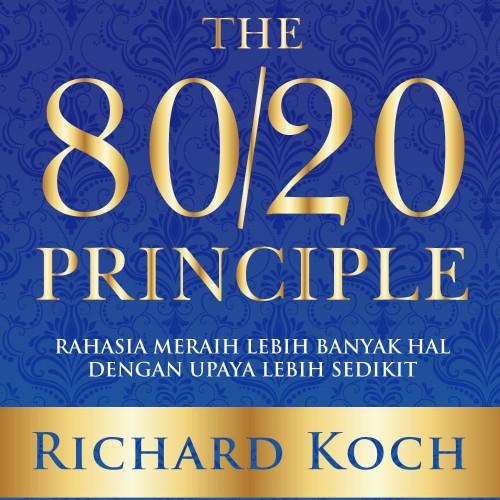 Foto Produk The 80/20 Principle - Richard Koch dari MIC Publishing