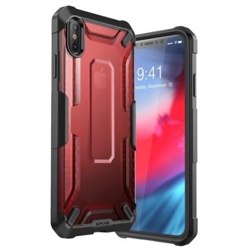 Foto Produk Supcase iPhone XS Max Case Unicorn - Red dari Spigen Indonesia