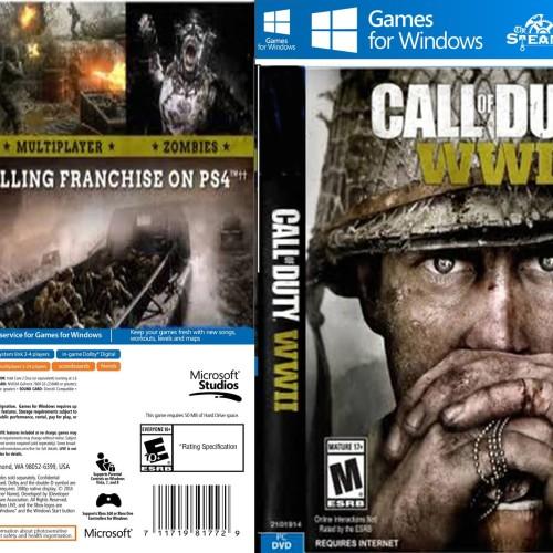 Foto Produk Call Of Duty WW2 Pc Laptop dari SteamPunk