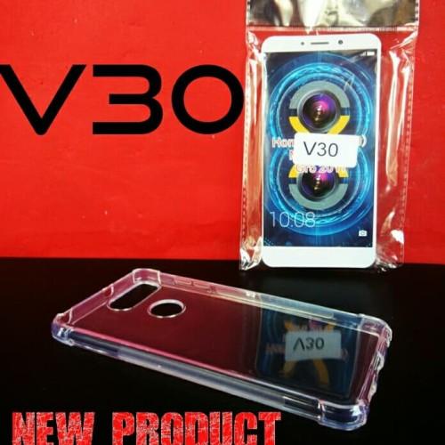 Foto Produk Case LG v30 anti crack LG V30 silikon transparant soft case anticrack dari AZ Store 91