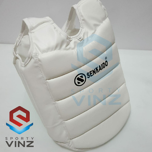 Foto Produk Senkaido Body Protector Pelindung Badan Bagian Dada Model Kaos Karate dari Sporty Vinz