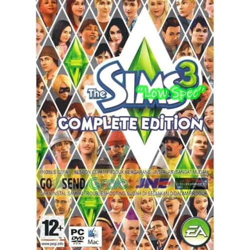 Foto Produk THE SIMS 3 COMPLETE EDITION CD DVD GAME PC GAMING PC GAMING LAPTOP dari WEPRO-SHOP