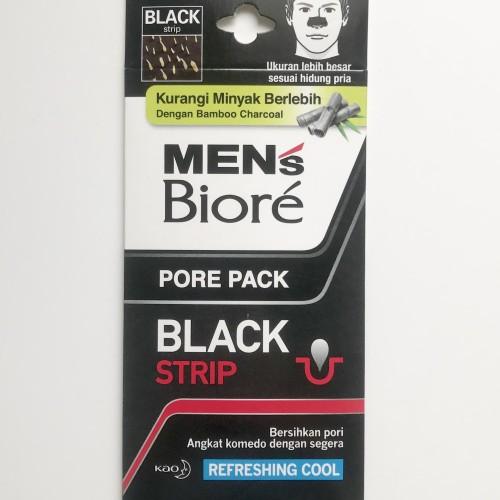 Foto Produk Biore Pore Pack for Men / Strip Anti Komedo (isi 4 pcs) dari Grace Personal Products