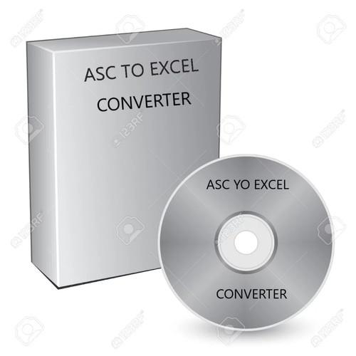 Foto Produk Software Konverter / Merubah Asc Timetables menjadi Excel dari Asc to Excel