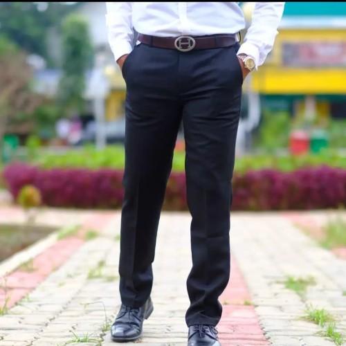 Foto Produk celana panjang bahan | kain | kantor | formal | SLIM FIT | pria dari toko jeans square