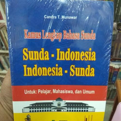 Foto Produk Kamus Lengkap Bahasa Sunda-Indonesia Indonesia-Sunda dari andrebuku