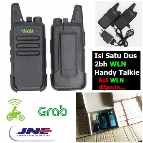 Foto Produk WLN KD-C1 Walkie Talkie ( Mini Walkie talkie ) dari electronik store 28