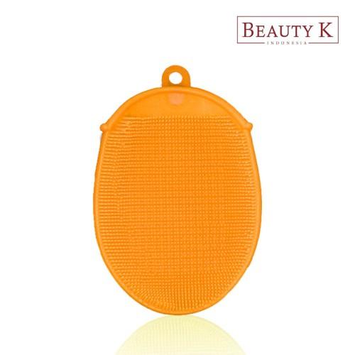 Foto Produk BeautyK Eco Silicone Beauty & Body Shower Towel Orange dari BeautyK Indonesia