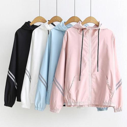 Foto Produk gold jaket/jaket tipis nyaman di pakai/jaket sehari hari cewe cowo dari dewshop