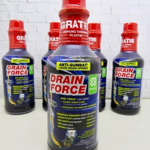 Foto Produk Drain force anti sumbat primo soda api cair dari TB-ACC