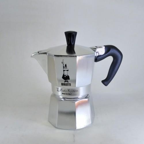 Foto Produk Bialetti Moka Express Moka Pot Coffee Maker for 3 Cups dari Kopi Jayakarta