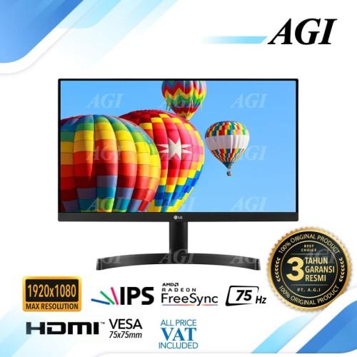 "Foto Produk Monitor LED LG 22MK600, 22"" IPS, FULL HD HDMI VGA Freesync dari Abditama Official"