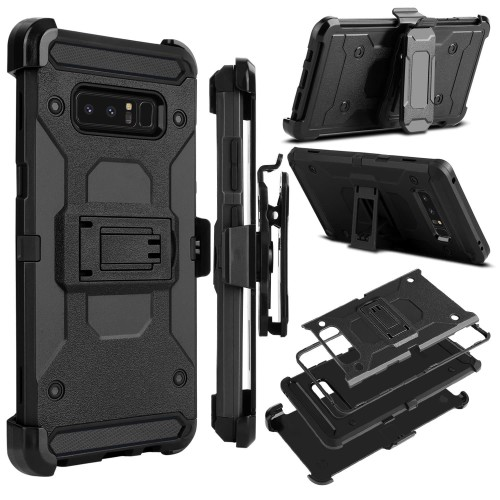 Foto Produk Samsung Galaxy Note 8 XGEAR Armor w/ Holster Case Full Protection dari Megascarlet