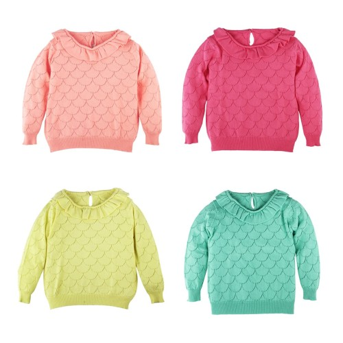 Foto Produk HELLO MICI Baju Bayi Sweater Bayi Knitwear Blaire - Mint, Size 1 dari HELLO MICI