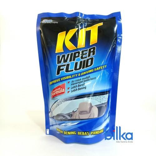 Foto Produk KIT Wiper Fluid (Refill) 400ml dari Bilka Supermarket
