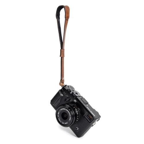 Foto Produk ONA Leather Kyoto Camera Wrist Strap - Leather Camera Wrist Strap dari taskamera-id