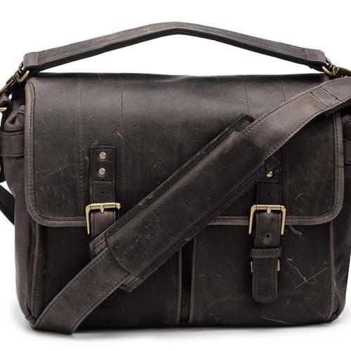 "Foto Produk ONA Bags Leather Prince Street - Camera and 11"" laptop messenger bag dari taskamera-id"