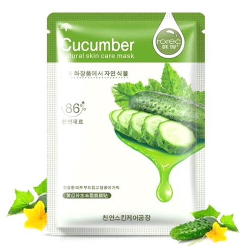 Foto Produk Masker Timun Cucumber Fresh Natural Whitening Mouisturizing Skin care dari VIDYA BEAUTY SHOP