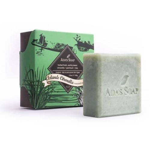Foto Produk Islands Citronella - Natural Soap /Original ADA'S SOAP Indonesia 100g dari Ada's Soap Indonesia