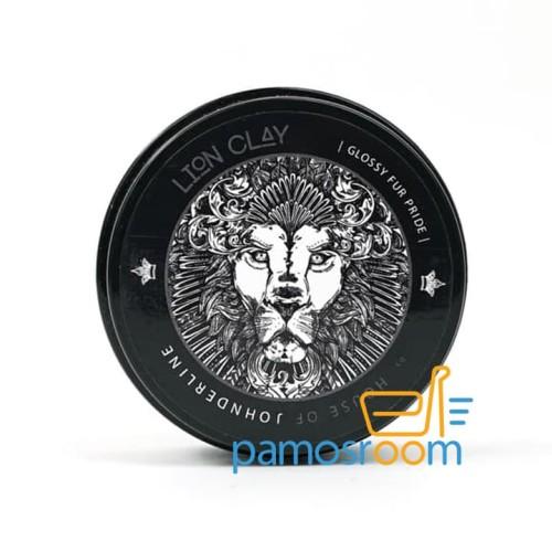 Foto Produk NEW ITEM!!! Pomade Lion Clay ORIGINAL!!! ISI 100 ml from Dubai dari pamosroom