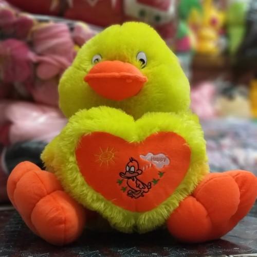 Foto Produk Boneka Bebek Boneka Duck Love dari luckytoys boneka