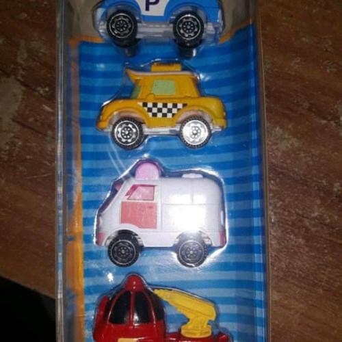 Foto Produk Promo Poli car isi 4 imut Limited dari Nandi Sakha