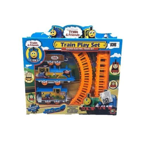 Foto Produk Dijual Mainan Anak Electronic Train Toys Kereta Limited dari Nandi Sakha