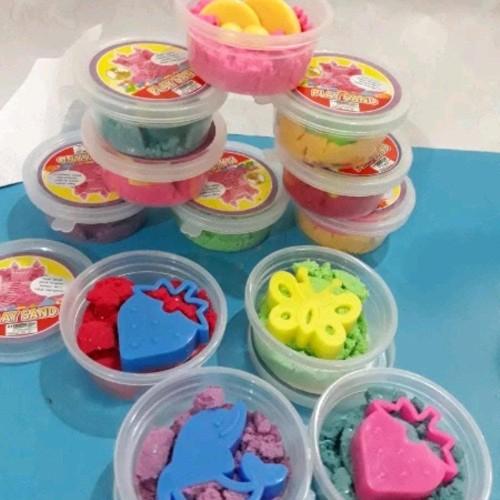 Foto Produk Promo Mainan pasir ajaib cup Berkualitas dari Nandi Sakha