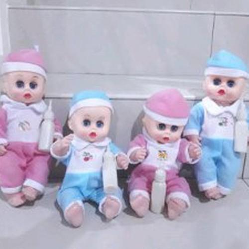Foto Produk Unik Mainan Boneka Bayi Nangis Temurah Berkualitas dari Nandi Sakha
