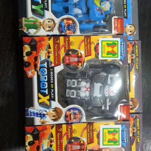 Foto Produk Unik Tobot Supermini Dus Limited dari Nandi Sakha