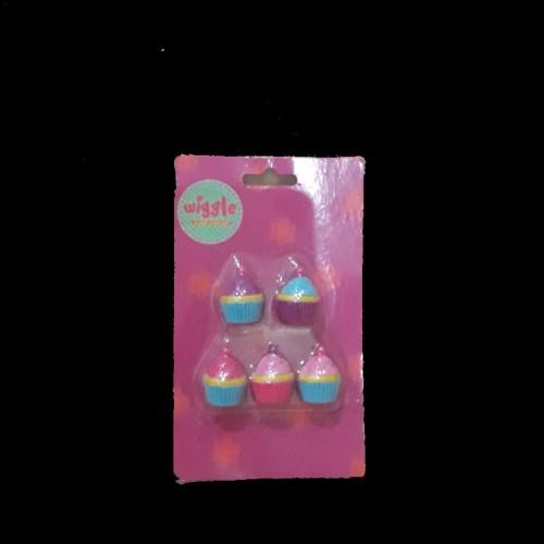 Foto Produk Jual Cupcake 3D Eraser Set Diskon dari Nandi Sakha