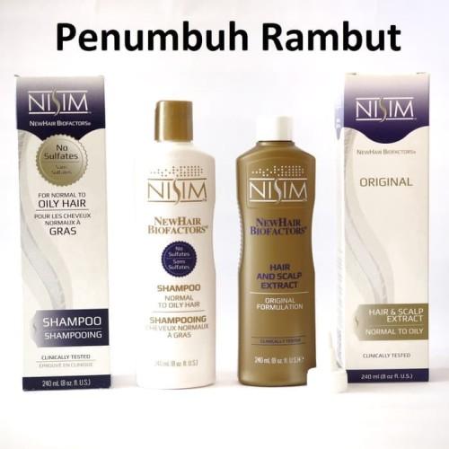 Foto Produk Nisim Penumbuh rambut - NormalBerminyak dari BodyCare