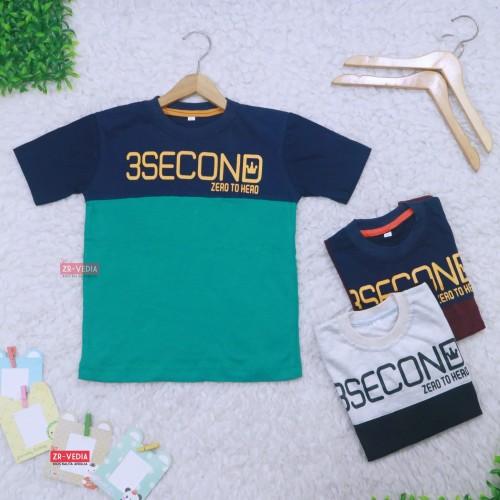 Foto Produk Kaos Cool Kids uk. 7-8 Tahun / Baju Branded Anak Laki Cowok Murah dari ZR-Vedia