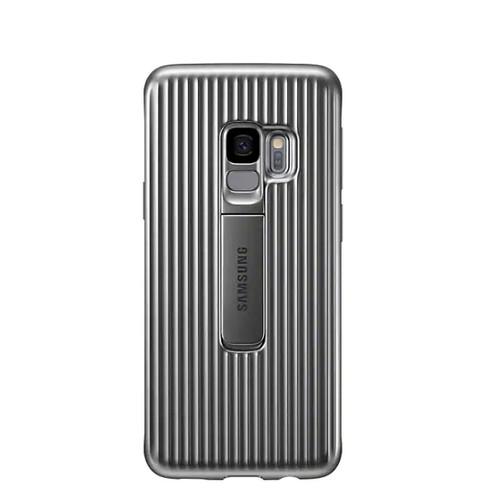 Foto Produk Original Samsung Galaxy S9 plus Protective Standing Cover - silver dari Toko818 Accessories
