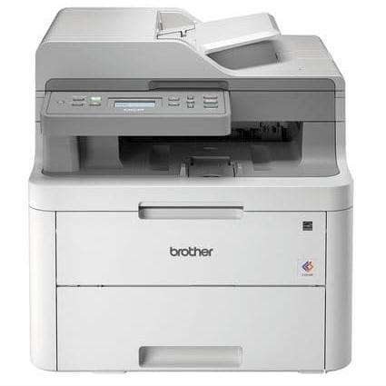 Foto Produk Printer Brother DCP-L3551CDW Colour Duplex Wireless ADF Garansi Resmi dari Multifungsi Online