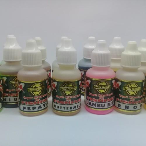 Foto Produk Essen Stella 30 ml aneka macam Aroma (100-an rasa) dari Umpan Kriik